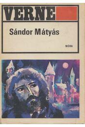 Sándor Mátyás - Jules Verne - Régikönyvek