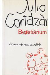 Bestiárium (dedikált) - Julio Cortázar - Régikönyvek