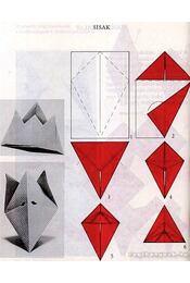Papírjátékok - Kékes Tóbiás - Régikönyvek