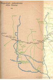 Vasúti földrajz és történet - Dr. Kerkápoly Iván - Régikönyvek