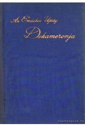 Az érdekes ujság dekameronja IV. kötet - Kabos Ede - Régikönyvek