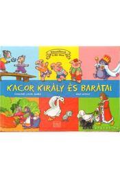 Kacor király és barátai - Régikönyvek