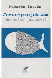 Jézus-projektum - Kamarás István - Régikönyvek