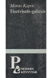 Tisztviselő-galaxis - Kapor, Momo - Régikönyvek