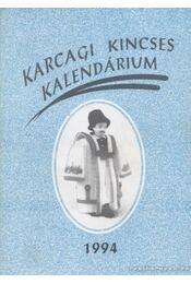 Karcagi kincses kalendárium - Régikönyvek