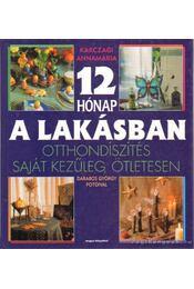 12 hónap a lakásban - Karczagi Annamária - Régikönyvek