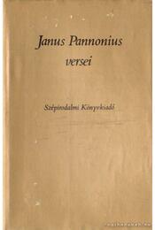 Janus Pannonius versei - Kardos Tibor, Janus Pannonius - Régikönyvek