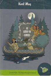 Az Ezüst-tó kincse - Karl May - Régikönyvek