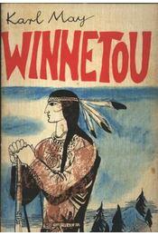 Winnetou - Karl May - Régikönyvek