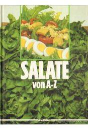Salate von A-Z - Katalin, Dworak-Bacso - Régikönyvek