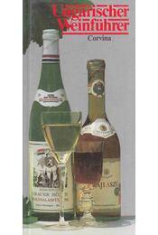 Ungarischer Weinführer - Katona József - Régikönyvek