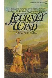 Journey on the Wind - Kay L. McDonald - Régikönyvek