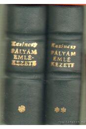 Pályám emlékezete I-II. kötet (mini) - Kazinczy Ferenc - Régikönyvek
