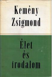 Élet és irodalom - Kemény Zsigmond - Régikönyvek