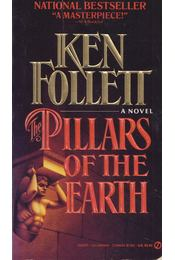 The Pillars of The Earth - Ken Follett - Régikönyvek