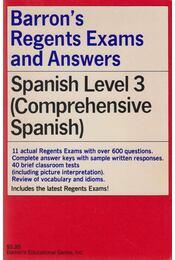 Barron's Regents Exams and Answers - Kendris, Christopher - Régikönyvek