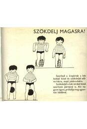 Játékos torna - Sásdiné dr. Wiesenberg Wanda - Régikönyvek