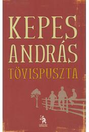 Tövispuszta - Kepes András - Régikönyvek