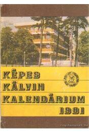 Képes Kálvin Kalendárium 1981 - Régikönyvek