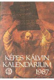 Képes Kálvin Kalendárium 1987 - Régikönyvek