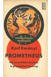 Prometheus - KERÉNYI, KARL - Régikönyvek