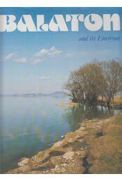 Balaton - Keresztury Dezső - Régikönyvek