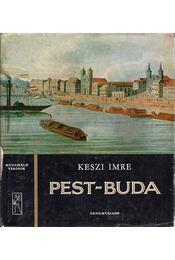 Pest-Buda - Keszi Imre - Régikönyvek