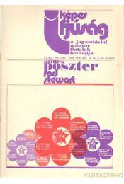 Képes Ifjúság 1978 nov. 8 - Rencsár Tivadar - Régikönyvek