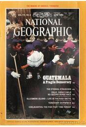 National geographic 1988 June - Grosvenor, Gilbert M. (főszerk.) - Régikönyvek