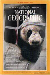 National geographic 1986 March - Garrett, Wilbur E. - Régikönyvek