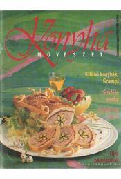 Konyhaművészet 1993/2 - Komáromi Zoltán - Régikönyvek