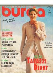 Burda 1995. 1-12. szám (teljes) - Régikönyvek