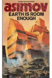 Earth is Room Enough - Isaac Asimov - Régikönyvek