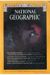 National geographic 1974 May - Bell Grosvenor, Melville - Régikönyvek