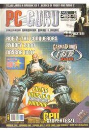 PC Guru 2000/10 - Mocsáry József - Régikönyvek
