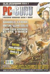 PC Guru 2000/11 - Mocsáry József - Régikönyvek