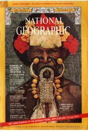 National geographic 1973 September - Bell Grosvenor, Melville - Régikönyvek