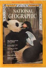 National geographic 1972 December - Bell Grosvenor, Melville - Régikönyvek