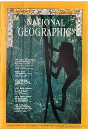 National geographic 1972 August - Régikönyvek