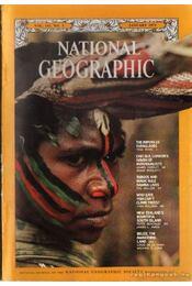 National geographic 1972 January - Bell Grosvenor, Melville - Régikönyvek