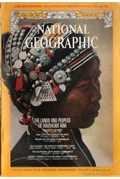 National geographic 1971 March - Bell Grosvenor, Melville - Régikönyvek