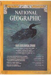 National geographic 1970 December - Bell Grosvenor, Melville - Régikönyvek