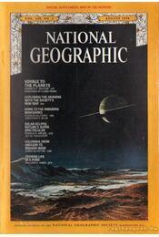 National geographic 1970 August - Bell Grosvenor, Melville - Régikönyvek