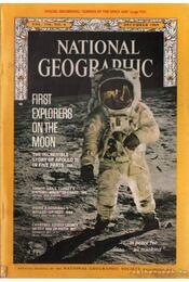 National geographic 1969 December - Bell Grosvenor, Melville - Régikönyvek