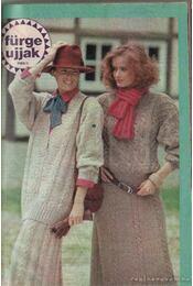 Fürge ujjak 1989. 1990. (teljes) - Szirmai Marianne (szerk.) - Régikönyvek