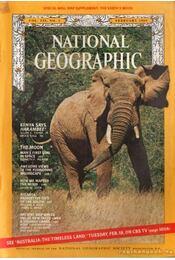 National geographic 1969 February - Bell Grosvenor, Melville - Régikönyvek