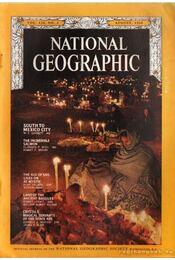 National geographic 1968 August - Bell Grosvenor, Melville - Régikönyvek
