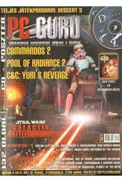 PC Guru 2001/11 - Mocsáry József - Régikönyvek