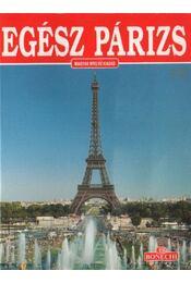 Egész Párizs - Giovanna Magi - Régikönyvek
