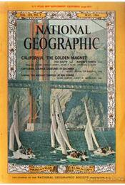 National geographic 1966 May - Bell Grosvenor, Melville - Régikönyvek